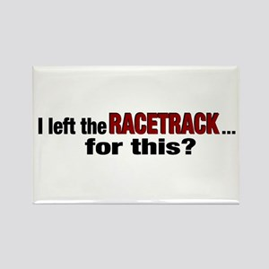 Racetrack Rectangle Magnet