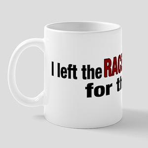 Racetrack Mug