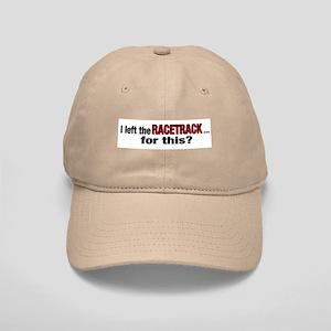 Racetrack Cap