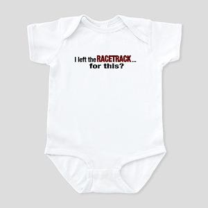 Racetrack Infant Bodysuit