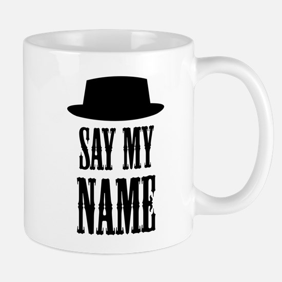 Heisenberg Say My Name Mug