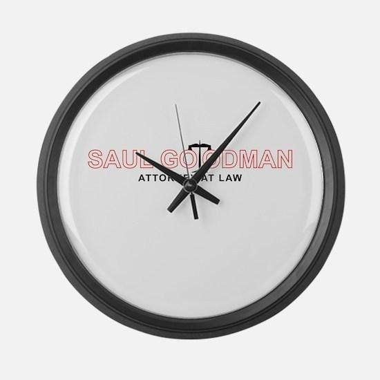 Saul Goodman Large Wall Clock