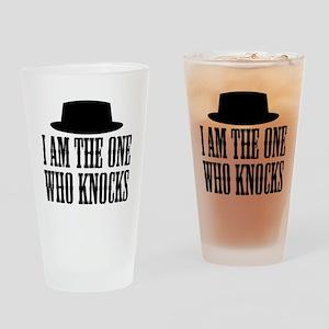 Heisenberg Knocks Drinking Glass