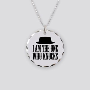 Heisenberg Knocks Necklace Circle Charm
