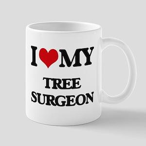 I love my Tree Surgeon Mugs