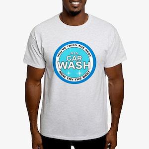 A1A Car Wash Light T-Shirt
