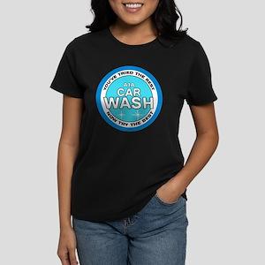 A1A Car Wash Women's Dark T-Shirt