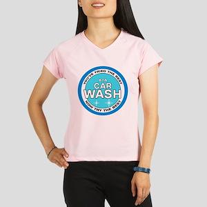 A1A Car Wash Performance Dry T-Shirt