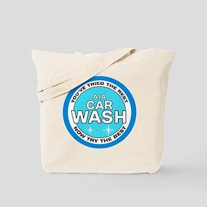 A1A Car Wash Tote Bag