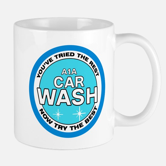 A1A Car Wash Mug