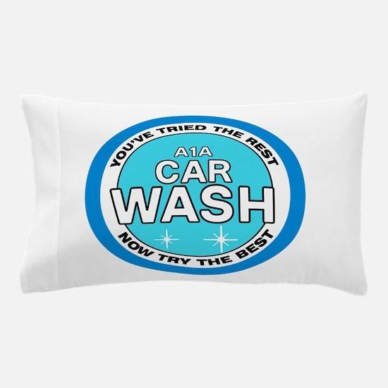 A1A Car Wash Pillow Case