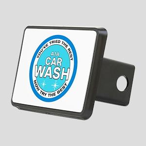 A1A Car Wash Rectangular Hitch Cover
