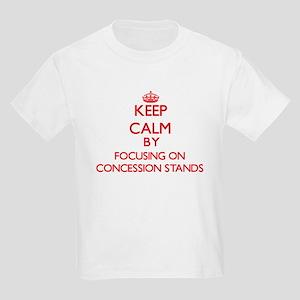 Concession Stands T-Shirt
