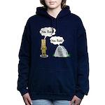 You Rock, You Rule Women's Hooded Sweatshirt