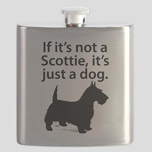 If Its Not A Scottie Flask