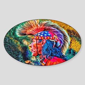 Porcupine Roach Sticker (Oval)