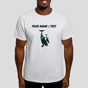 Custom Killer Whales T-Shirt