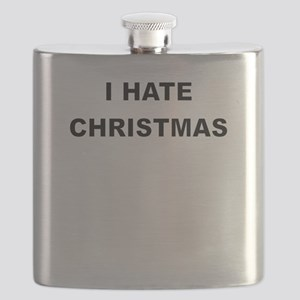 I HARE CHRISTMAS Flask