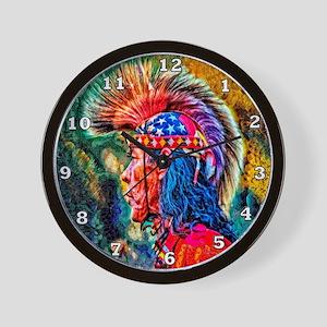 Porcupine Roach Wall Clock