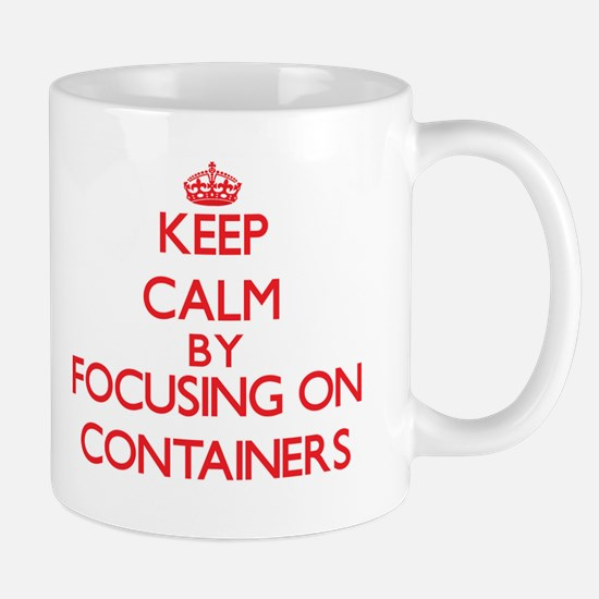 Containers Mugs
