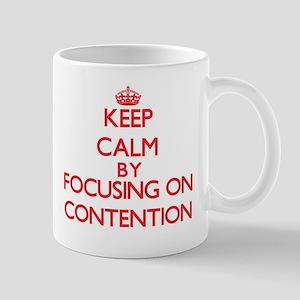 Contention Mugs