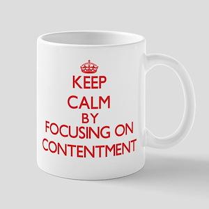 Contentment Mugs