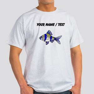 Custom Tiger Barb Fish T-Shirt