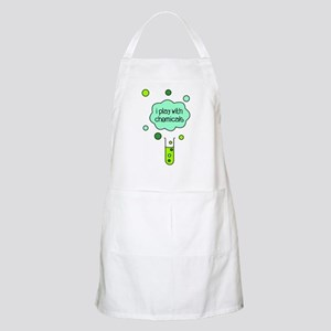 I Play with Chemicals BBQ Apron