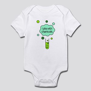 I Play with Chemicals Infant Bodysuit