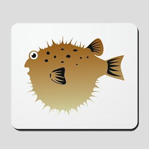 Blow Fish Mousepad