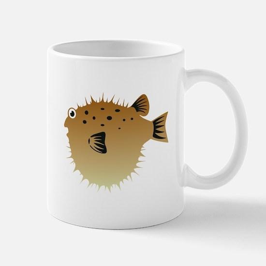 Blow Fish Mugs