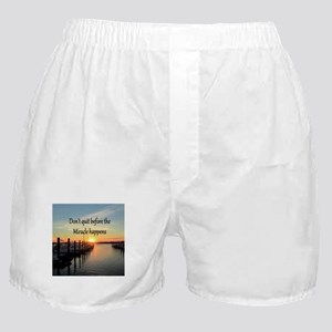 LOVE MIRACLES Boxer Shorts