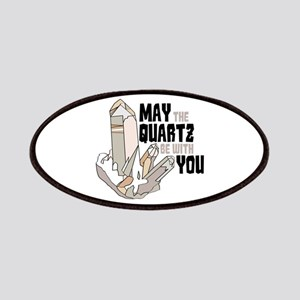Quartz Be With You Patches