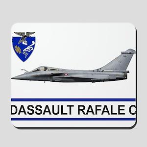 rafale_dassault_libya Mousepad