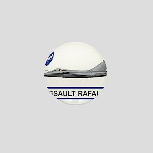 rafale_dassault_libya Mini Button (10 pack)