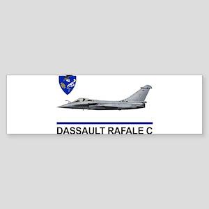 rafale_dassault_libya Bumper Sticker