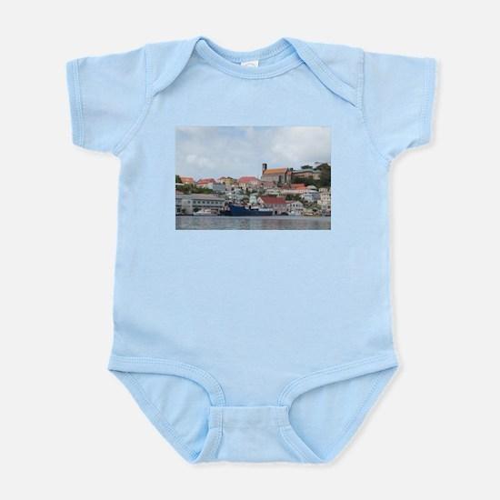 St. George's Harbor Body Suit