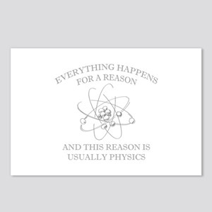 Everything Happens For A Reason Postcards (Package