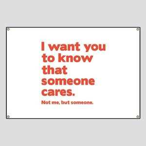Someone Cares Banner