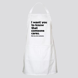 Someone Cares Apron