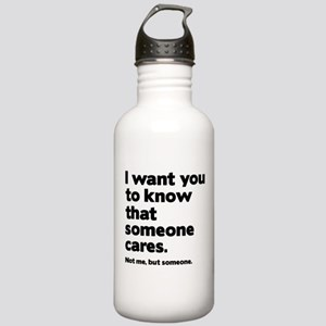 Someone Cares Stainless Water Bottle 1.0L