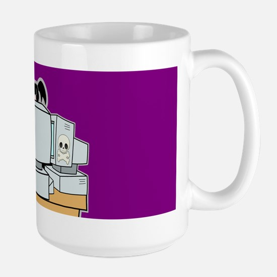 NCIS Abby Large Mug