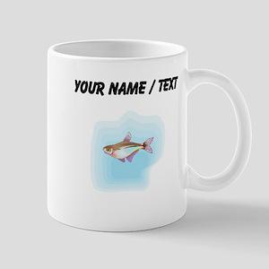 Custom Head And Taillight Tetra Fish Mugs