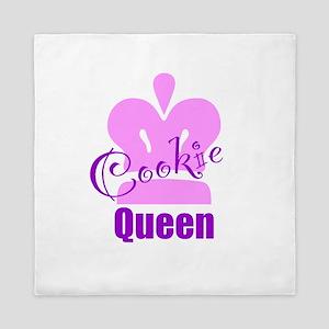 Cookie Queen Queen Duvet