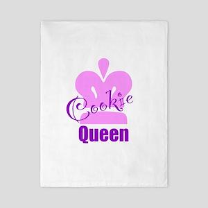 Cookie Queen Twin Duvet
