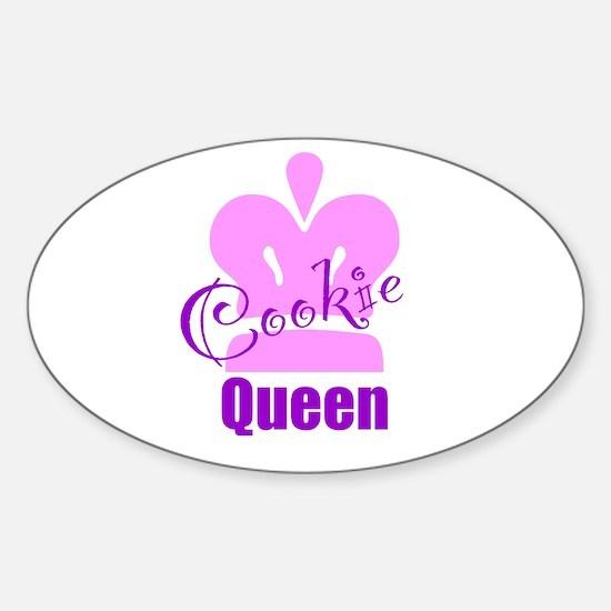 Cookie Queen Decal