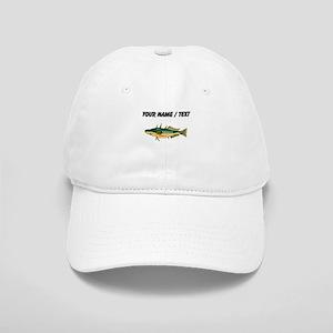 Custom Stickleback Fish Baseball Cap