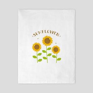 Sunflower Twin Duvet