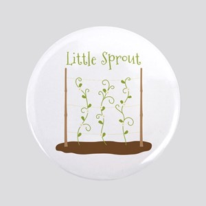 Little Sprout Button