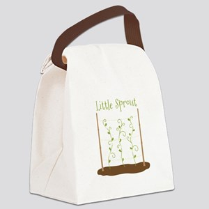Little Sprout Canvas Lunch Bag
